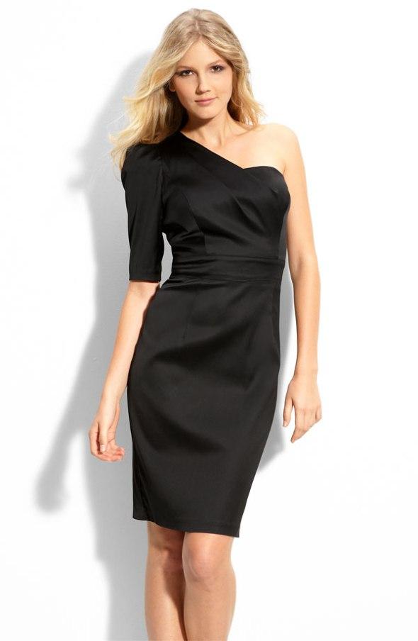 Nissa clothes the little black dress women 2013 fashion trends
