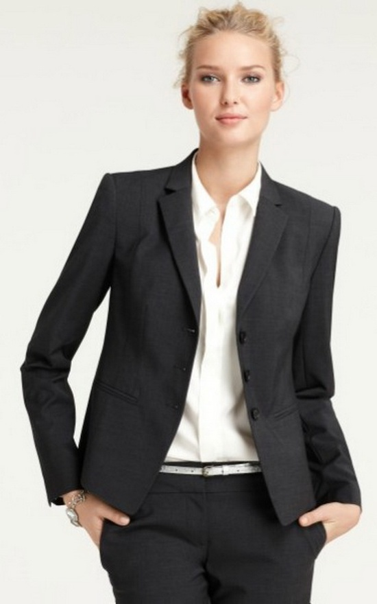 BUSINESS ATTIRE BEFIT FOR THE BOARDROOM! | STRUTTING IN STYLE ...