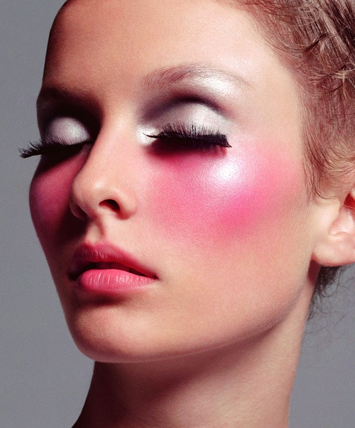 Blush Your Way to Bright, Bold Cheeks! | STRUTTING IN STYLE! NANCY ...