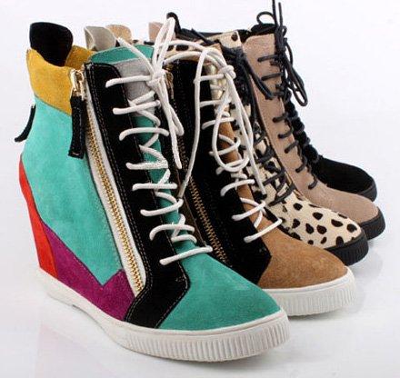 Mangano-tops Et Hauts Chaussures De Sport oqjQPc07A3