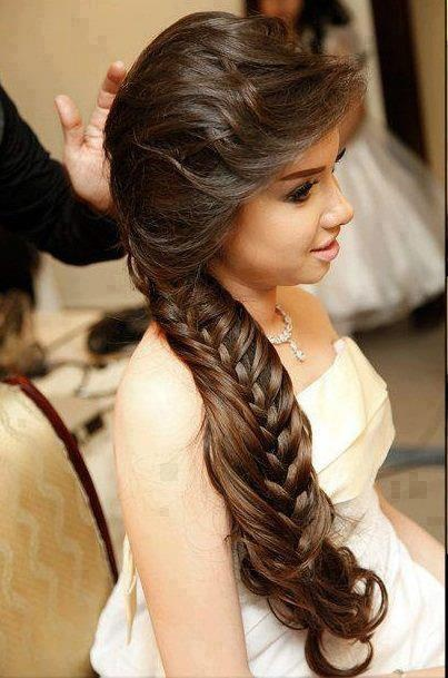 Hair made classy and sassy with a french braid strutting in french braid fun fact to create multiple french braids merely keep the main mass of hair initially parted into two or more sections along the scalp and ccuart Choice Image