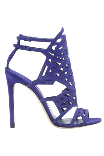 Fashionably Happy in Sleek, Strappy High Heels! | STRUTTING IN ...