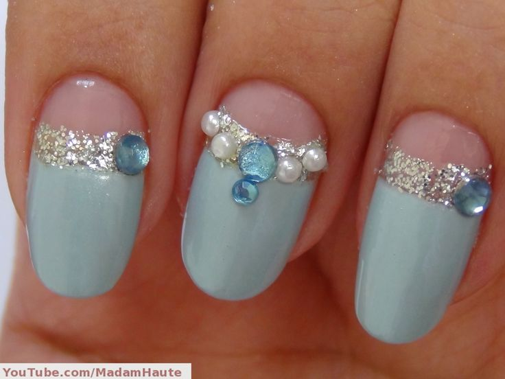Posh, Bedazzling Fingernails With More Than Nail Polish!   STRUTTING ...