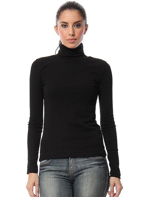 Allow the Turtleneck to Deck Your Neck! | STRUTTING IN STYLE ...
