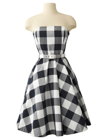 Check Your Look in Bright Checkered Patterns!  STRUTTING IN STYLE ...