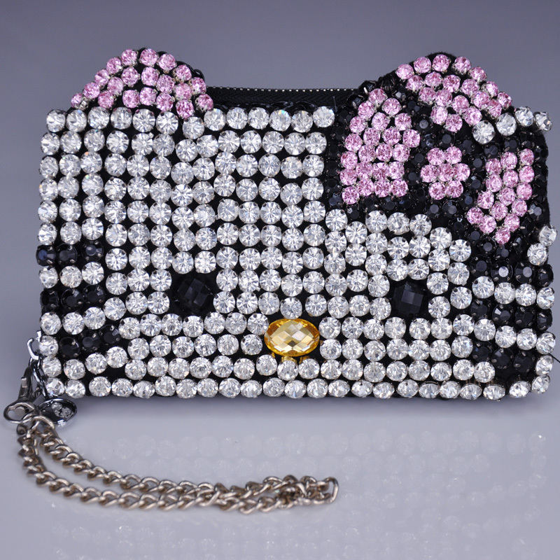 Set a Rhinestone Tone With Remarkable Sparkled Bags! | STRUTTING ...