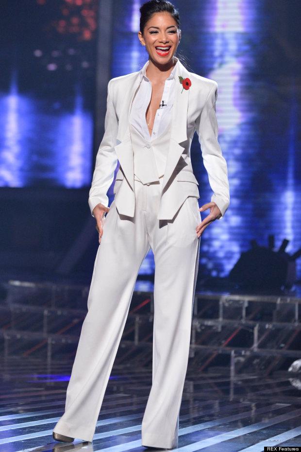 Business woman dress code