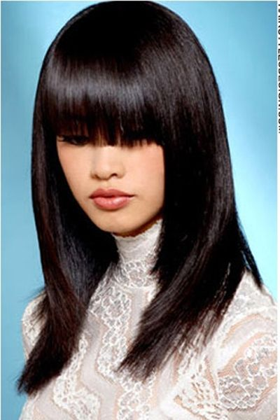 Superb Iron Your Hair To Flat And Fabulous Strutting In Style Nancy Short Hairstyles For Black Women Fulllsitofus