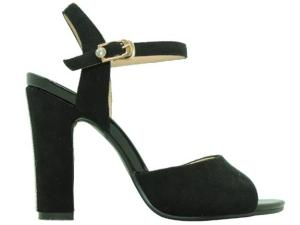 RL32-148-Black%20Suede%20Fashion%20Women's%20Open%20Toe%20Chunk%20Heel%20Sandals%20(1)