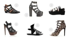 Gladiator-shoes