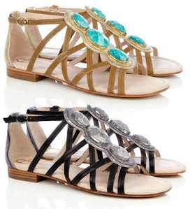 House-of-Harlow-Gladiator-Sandals