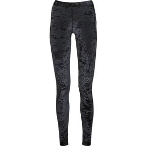 stretch pants crushed velvet