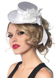 2135WH-White-Satin-Top-Hat-With-Flower-Accent-large