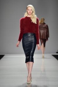 World MasterCard Fashion Week Fall 2014 Collections - Line Knitwear