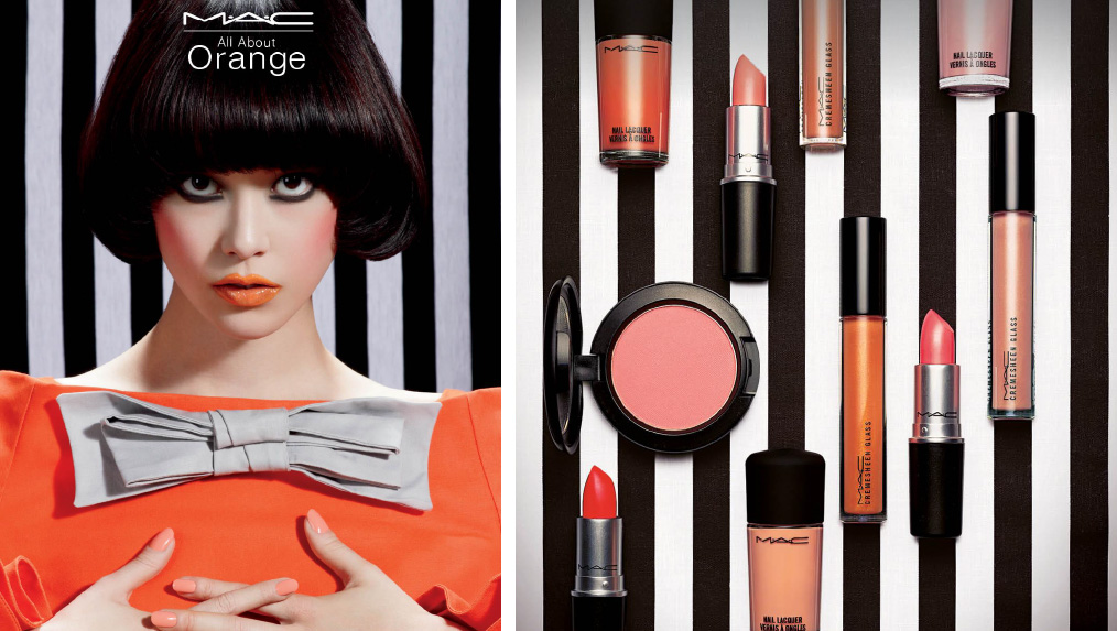 Go From Humdrum To Hip With A Scrumptious Orange Lip Strutting In Style Nancy Mangano 39 S