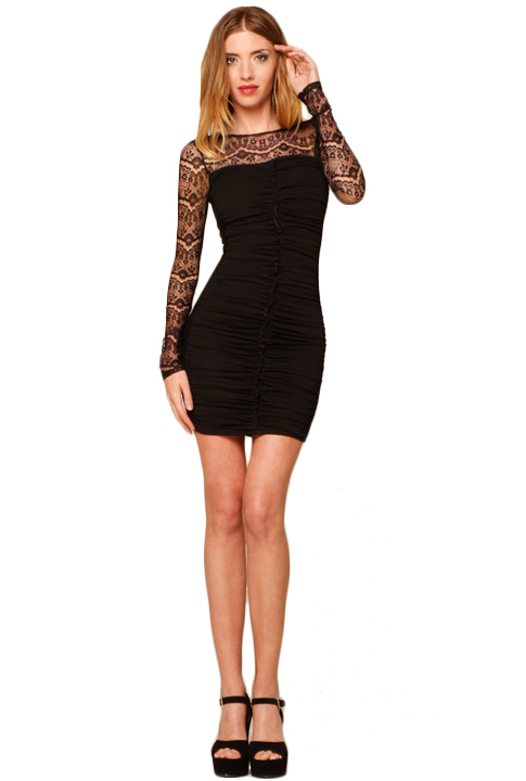 I MUST CONFESS: NOTHING MATCHES UP TO THE LITTLE BLACK DRESS ...