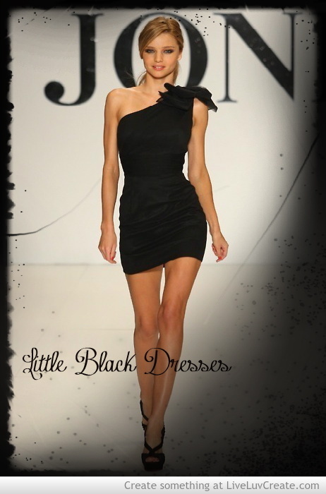 I Must Confess Nothing Matches Up To The Little Black Dress Strutting In Style Nancy