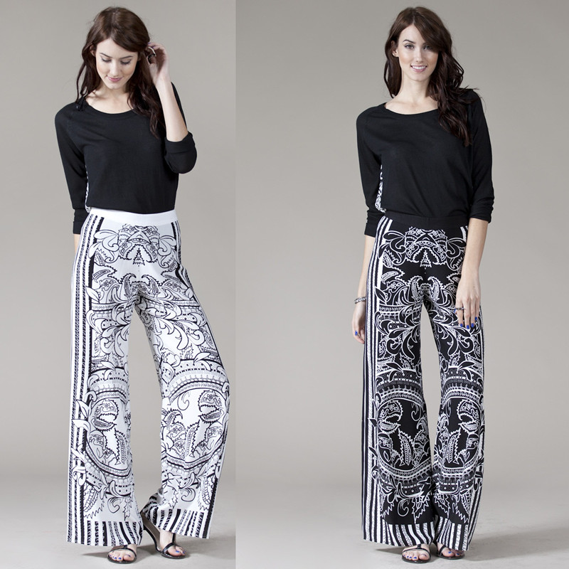 PALAZZO PANTS: MODISH AND MAGNIFICENT! | STRUTTING IN STYLE! NANCY ...