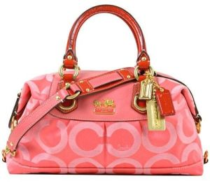 COACH_MADISON_OP_ART_SABRINA_SATCHEL_HANDBAG_12947