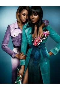essence-black-beauties-in-ad-campaigns-naomi-campbell-jourdan-dunn-burberry_spring_summer_2015_campaign_