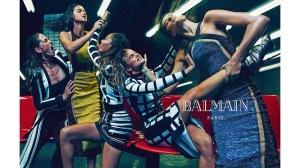 fashion campaigns-spring 2015-balmain-7