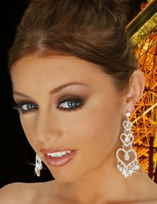 Fashion-Ladies-Earring-Heart-Shape-Pendant-style-Earrings-Wedding-Rhinestone-Jewelry-Bridal-Earrings-Fashion-Ladies-Earring