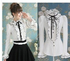 Free-shipping-Sweet-retro-palace-flouncing-cultivating-wild-blouses-for-women-2015-fashion-ladies-blouse-shirt_jpg_350x350