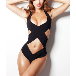 b9a9b68caf4b One-Piece Bathing Suit Fun Fact  One-piece swimsuits are worn when there is  a need to display the body