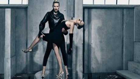 KATE-MOSS-LARA-STONE-BY-STEVEN-KLEIN-FOR-BALENCIAGA-FALL-WINTER-2015-2016-AD-CAMPAIGN-1