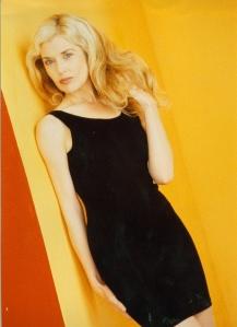 nancy black dress