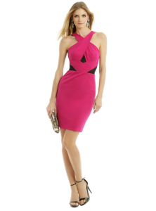 New-Years-Eve-Fashion-and-Beauty-Giveaway-Hot-Pink-Dress