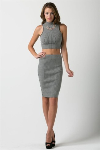 os935a-l-610x610-skirts-pencil+skirt-midi+skirt-grey+skirt-cropped-high+neck-high+neck+crop-high+neck+crop+set-high+neck+crop+skirt+set-piece-piece+set