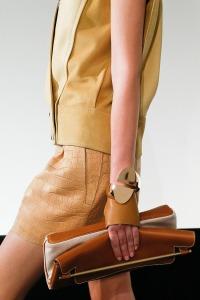 Hermes-NaturalGold-Folded-Clutch-Bag-Spring-2013-Runway