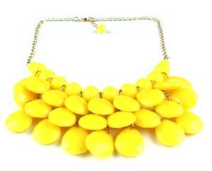 0002441_hot-yellow-bubble-bib-necklace-earrings-set-jewelry-set