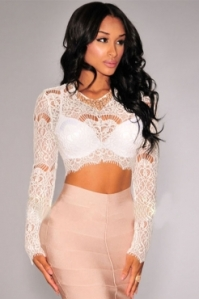 Long-Sleeves-Sheer-Lace-White-Crop-Top-40284