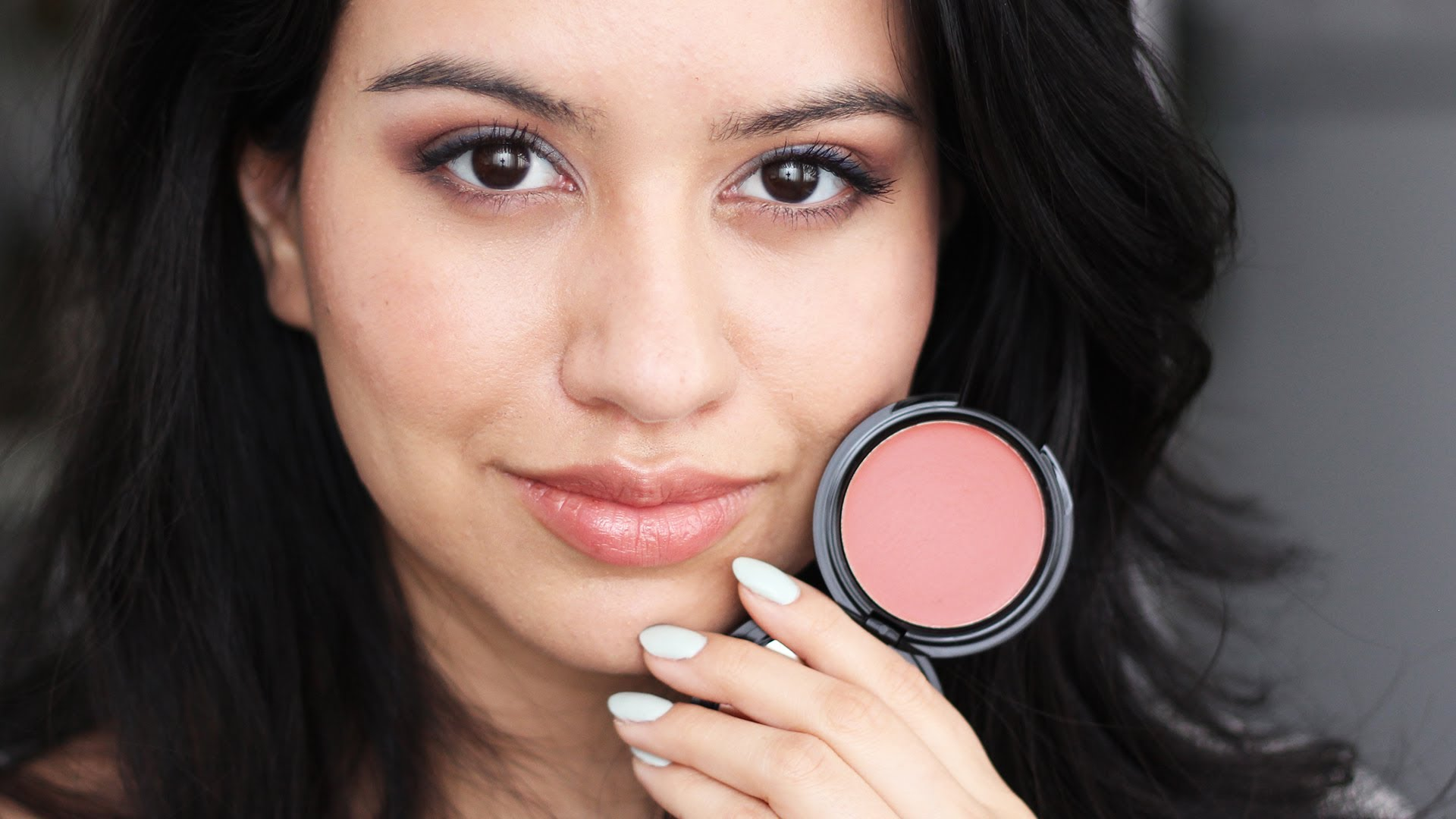 Image result for Natural blush for office women