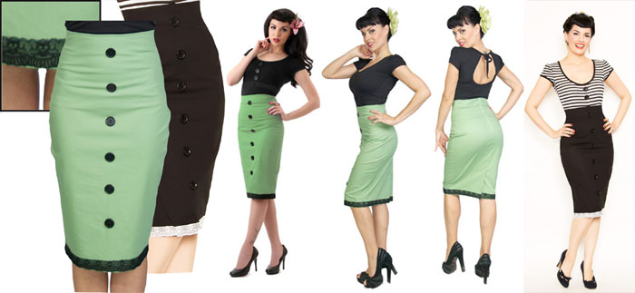 FASHION DONE WRITE IN A PENCIL SKIRT! | STRUTTING IN STYLE! NANCY ...
