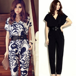 Hot-sale-European-and-American-big-celebrity-women-Jumpsuits-Rompers-Long-trousers-one-piece-pants-with