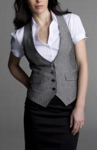 how-to-wear-women-suit-vest