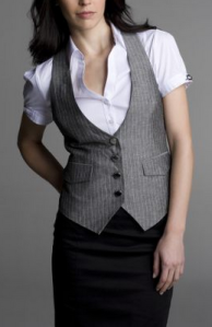 how-to-wear-women-suit-vest