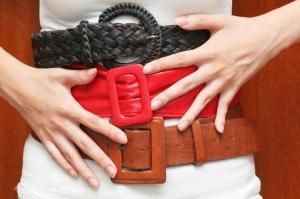 women-belt-size