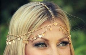 2015-New-Head-Chain-BOHO-Style-Headbands-Hair-Jewelry-Gold-Silver-Fashion-font-b-Headpiece-b
