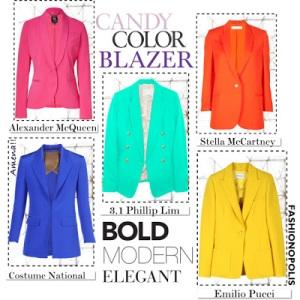 blazer new