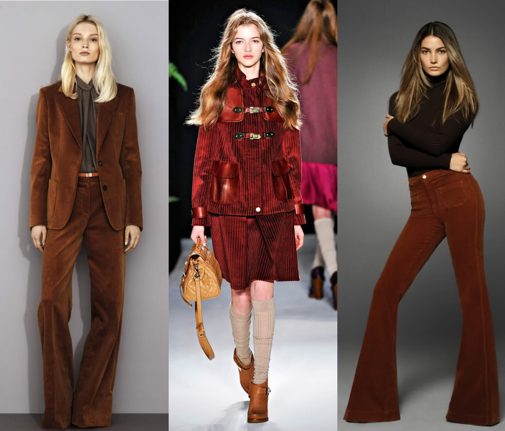 CUCKOO FOR CORDUROY CLOTHING! | STRUTTING IN STYLE! NANCY ...