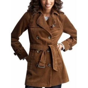 gap-women-navy-corduroy-trench-coat-sz-xsmall