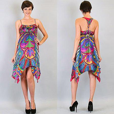 Voom-Vibrant-Print-Dress