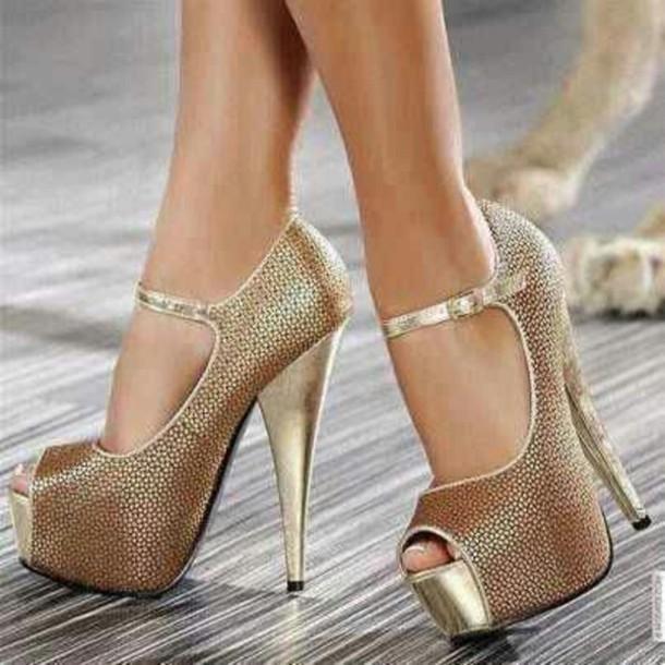 wlu1zn-l-610×610-shoes-gold stilettos-stilettos-high heels-gold ...