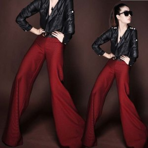wholesale-fashion-plus-size-XXXL-XXL-2012-spring-summer-high-waist-wide-leg-pants-womens-culottes