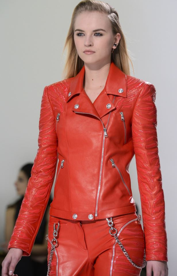 Luscious And Lovely In Leather Strutting In Style Nancy Mangano 39 S Fashion Style Beauty Bonanza