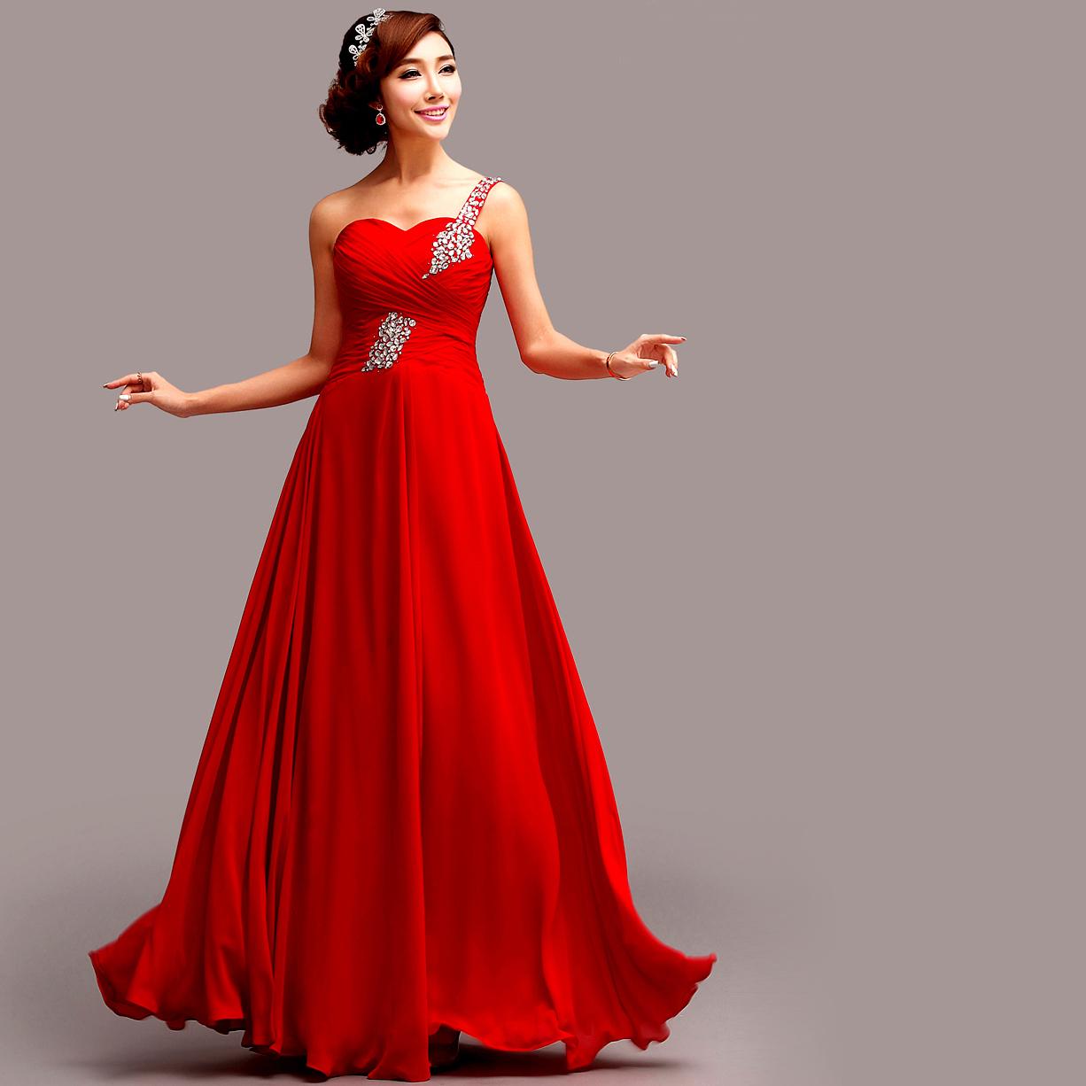 Silk Evening Gowns